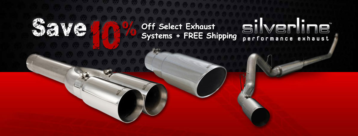 Exhaust Kits - Free Shipping