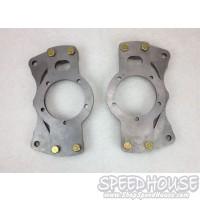Ford Kingpin Dana 60 Disc Brake Upgrade Using 00-10 Chevy / GMC HD Brakes