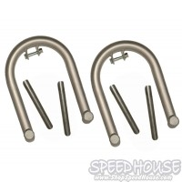 Universal Weld-on Single Shock Hoop Kit 110164-1-KIT