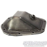 Extreme 3/8 inch Thick Front Differential Cover for 99-18 Ford Superduty Axles