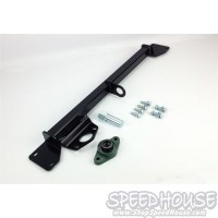 Steering Box Brace Kit, Solid Axle Swaps in Duramax + GM Gas Trucks DMAX-SBB-KIT